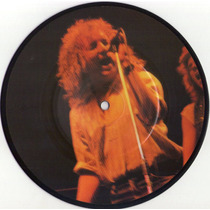 Compacto Vinil Picture Disc Rage Bootliggers 1981 Nwobhm