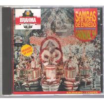 Sambas De Enredo Carnaval 94 Cd