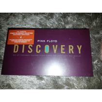 Pink Floyd Discovery Box Set Lacrado Americano 14 Cds