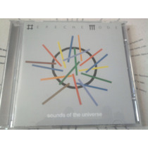 Cd Depeche Mode Sounds Of The Universe N°aa2000 Ex