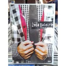 Zeca Baleiro Ao Vivo Calma Aí Coração Dvd Original Lacrado