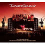 Cd - David Gilmour- Live In Gdansk - Duplo - Digypack E Lacr