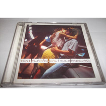 Cd - Toni Platão - Calígula Freejack - 2000 - Hojerizah