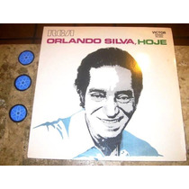 Lp Orlando Silva - Hoje (1973)