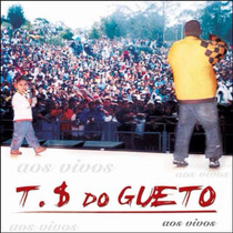 Cd Trilha Sonora Do Gueto Ao Vivo Rap