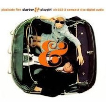 Cd Pizzicato Five - Playboy & Playgirl