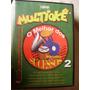 Multiokê Cdvd O Melhor Dos Sucessos Nacionais 2 Vol 729