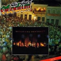 Cd The Best Of Olodum - Madagascar Olodum