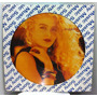 Lp Picture Disc Angélica Amor Amor 1991 Columbia Sony Music