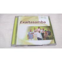 Cd Duplo - Exaltasamba - Série Bis - Melhores - Frete Grátis