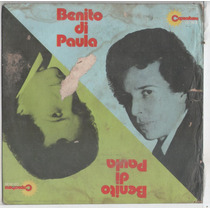 Compacto Vinil Benito Di Paula - Retalhos De Cetim - Cuida D