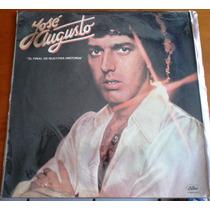 Lp José Augusto - Em Espanhol (1979)
