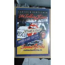 Rolling Stones 50th Anniversary Edition 03 Dvds (novo)