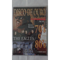 Dvd Disco De Ouro The Collection Vol 1, 70, 80