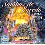 Cd Sambas De Enredo 2015 - Série A Rio De Janeiro (lacrado)