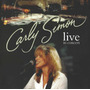 Cd Carly Simon Live In Concert Original