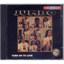 Cd Jumbo - The Best Of Jumbo - Turn On To Love (imp.)