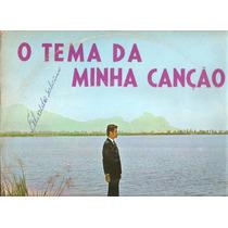 Vinil Lp - Vitorino Silva - O Tema Da Minha Canção
