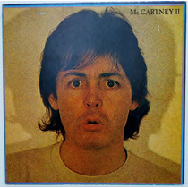 Lp Vinil Paul Mccartney - Mc Cartney Ii