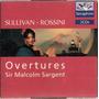 Cd Sullivan - Rossini - Sir Malcolm Sargent - Overtures