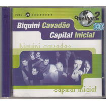 Cd Biquini Cavadão & Capital Inicial - O Melhor