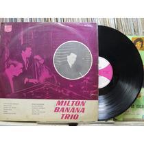 Milton Banana Trio Garota Ipanema Lp Imperial 1971