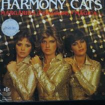 Harmony Cats - Margarida - Magica - Compacto Vinil Raro