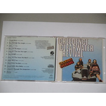 Cd Grandes Sucessos De Creedence Clearwater Revival