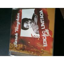 Cd Sarah Vaughan - Edição Limitada