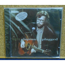 Cd Eric Clapton - Unplugged Mtv - Novo -lacrado