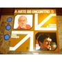 Lp Vinicius Moraes & Chico Buarque - Arte Encontro (1981)