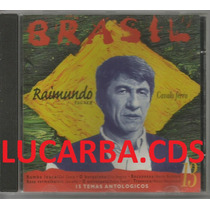 Cd - Brasil - Raimundo Fagner - Cavalo Ferro