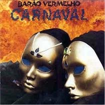 Vinil Lp - Barão Vermelho - Carnaval 1988 C/ Encarte Rock 80