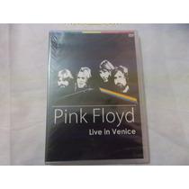 Dvd Pink Floyd Live In Venice Lacrado