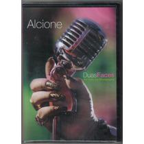 Dvd Alcione - Duas Faces Ao Vivo Na Mangueira (lacrado)