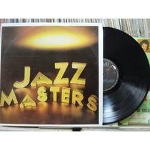 Jazz Masters Varios Lp Rca Album Triplo Jazz Blues Raro