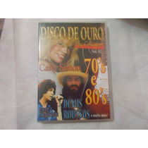 Dvd Disco De Ouro The Collection Vol. 02
