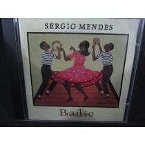 Sérgio Mendes, Cd Brasileiro, Elektra-1992 Importado