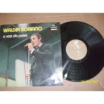 Lp Vinil Waldik Soriano A Voz Do Povo.