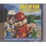 Cd Alvin E Os Esquilos 3 Trilha Sonora Lacrado Frete Gratis