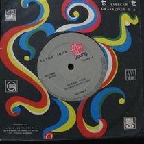 Elton John - Goodbye Yellow Brick Road Compacto Vinil Raro