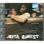 Cd Jota Quest - De Volta Ao Planeta... ( Sony )