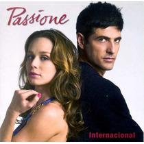 Cd Novela Passione Internacional / Lacrado / Frete Gratis