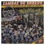 Lp-sambas De Enredo Do Grupo 1-sp-carnaval 86-com Encarte
