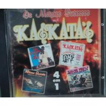 Kaskatas Os Maiores Sucessos (cd ) - Coletânea Hip Hop - Rap