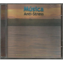 Cd Músicas Anti-stress - Relaxamento - Frete Grátis