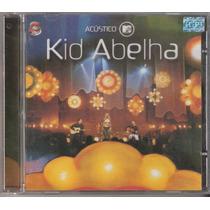 Cd Kid Abelha - Acustico Mtv ( Universal 2002 )