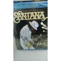 Santana – Greatest Hits Live At Montreaux 2011 Blu-ray
