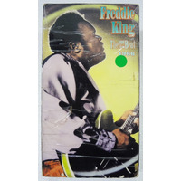 Vhs - Freddie King - The!!!! Beat - Importado