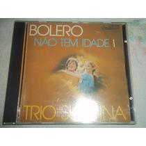 Cd Bolero Não Tem Idade Trio Surdina Musidisc